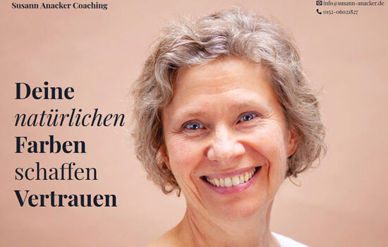 Susann Anacker Coaching