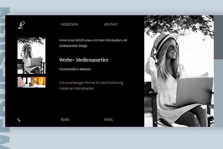 Werbe- Medienquartier Beeskow