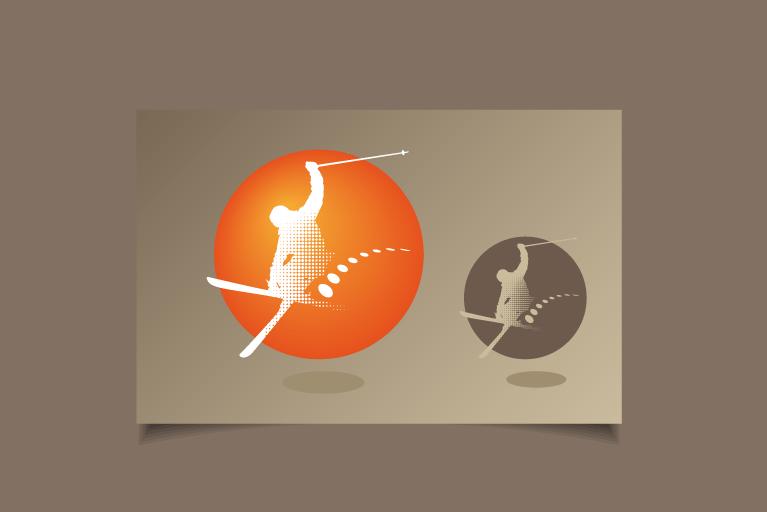 Werbe- und Medienquartier logodesign